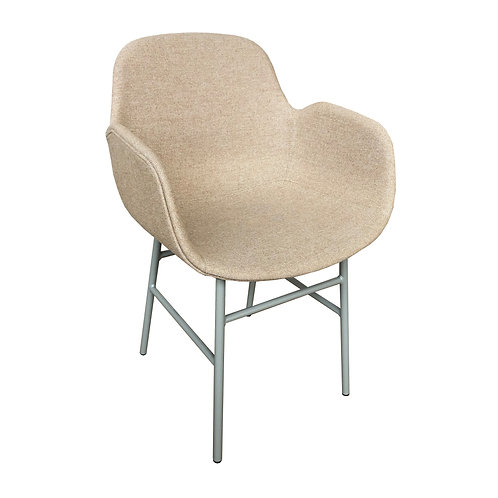 NORMANN COPENHAGEN Form Armchair Full Upholstery