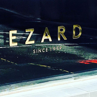 Ezard for lunch. Little Flinders. In all