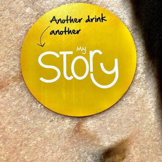 When a drinks coaster says it all 🤔