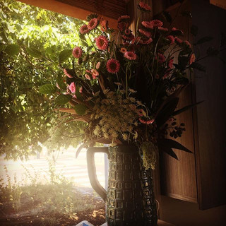 Perfection in a vase. Country memories.j