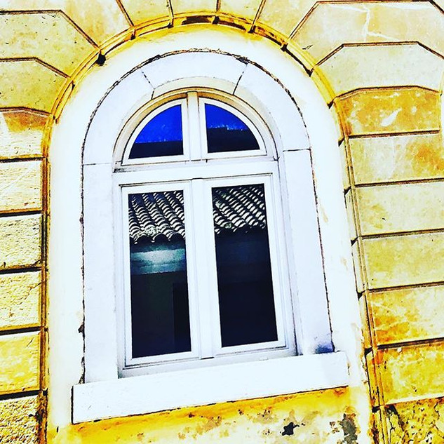 I adore windows. The older the better. T