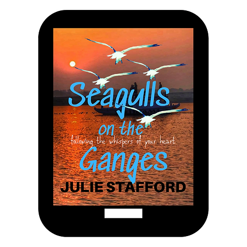 SEAGULLS ON THE GANGES