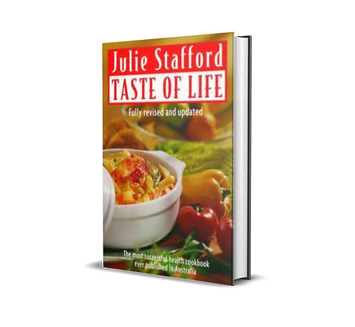 TASTE OF LIFE COOKBOOK
