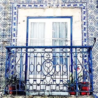 Sooo Portugal and blue too 💙