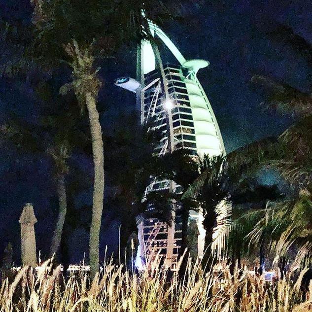 Burj Al Arab - Dubai. So many ways to ca