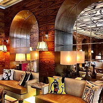 Fabulous decor in new Paris hotel, Brach..jpg