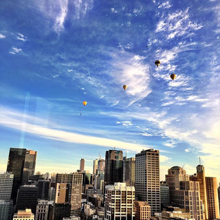 Love Melbourne in the still of a sunrise
