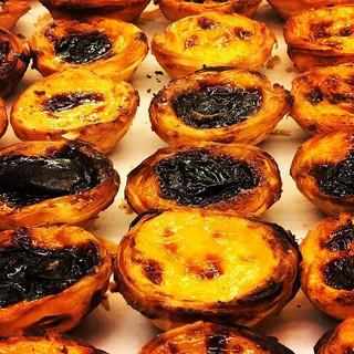 Pastel de Nata... it's a Portuguese kind