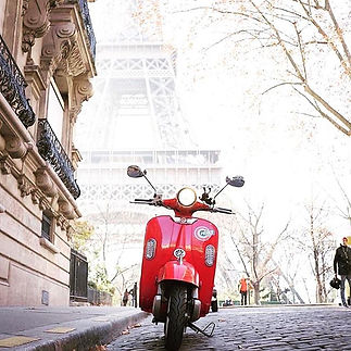 My dream... to live in Paris for a year