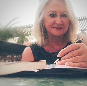 JULIE WRITING.jpg