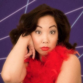 joyce yoo 80s headshot glamour shot voice over actor voiceover