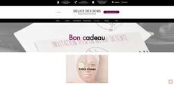 Delice des sens www.delicedessens.fr