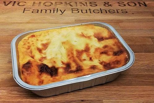 Mrs H's Beef Lasagne