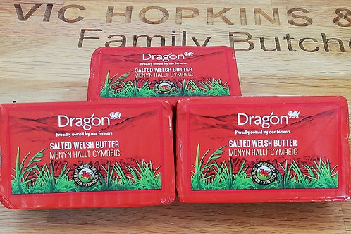 Welsh Dragon Butter