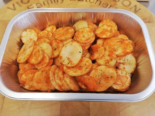 Sautéed Potatoes (choose your flavour)