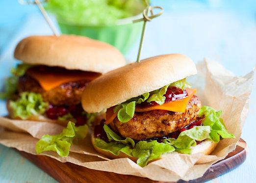 Prime Turkey Burger