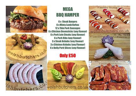 Mega BBQ Hamper