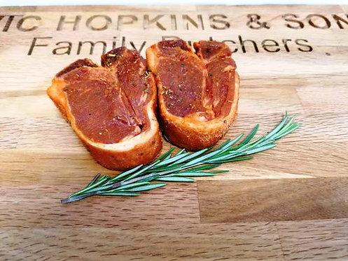 Rosemary & Garlic Lamb Chops (pack of 2)