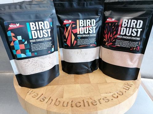 White's Bird Dust (chicken coating)