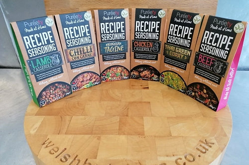 Recipe Seasoning