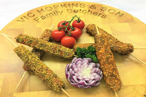 Chipotle & Sea Salt Beef Koftas (pack of 5)