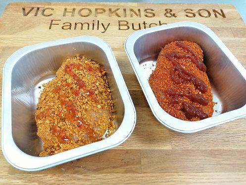 BBQ or Firecracker Chicken Fillets