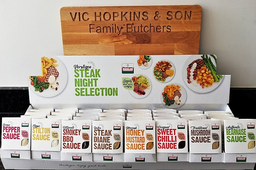 Steak Night Sauces