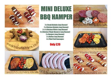 Mini Deluxe BBQ Hamper