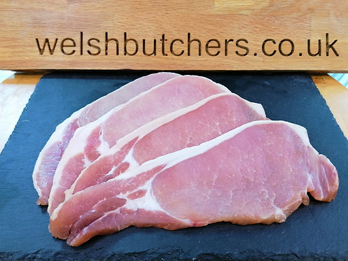 Maple Cure Back Bacon (pack of 4)