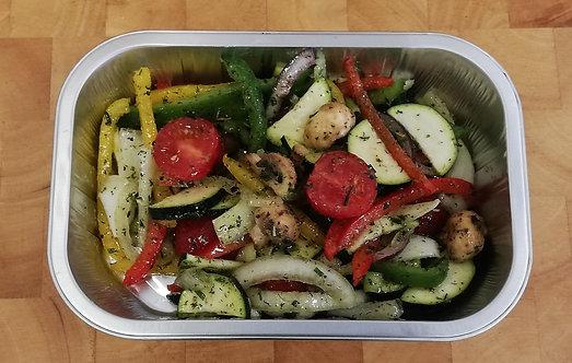 Mediterranean Vegetable Medley