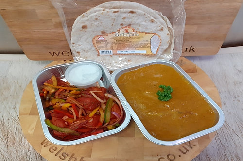 Chicken Curry Meal Deal