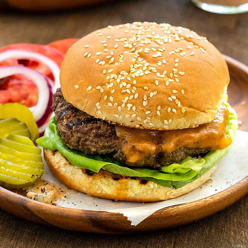 Flavoured Burgers (choose your favourite)