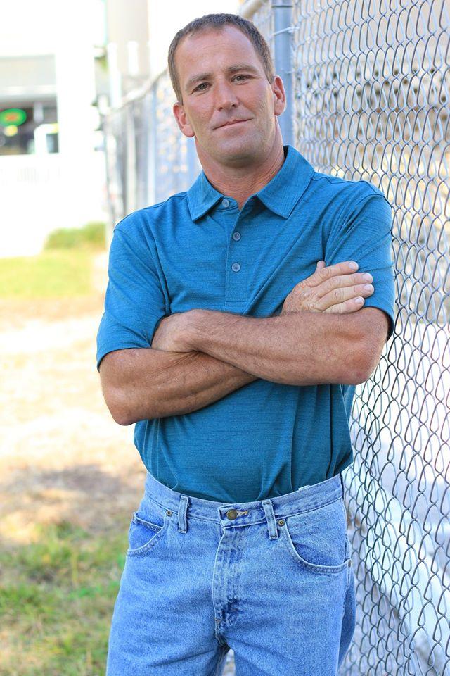 Gregg standing