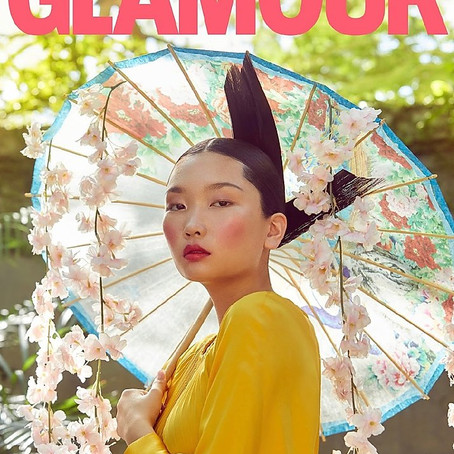New magazine editorial for our amazing Meisheng!