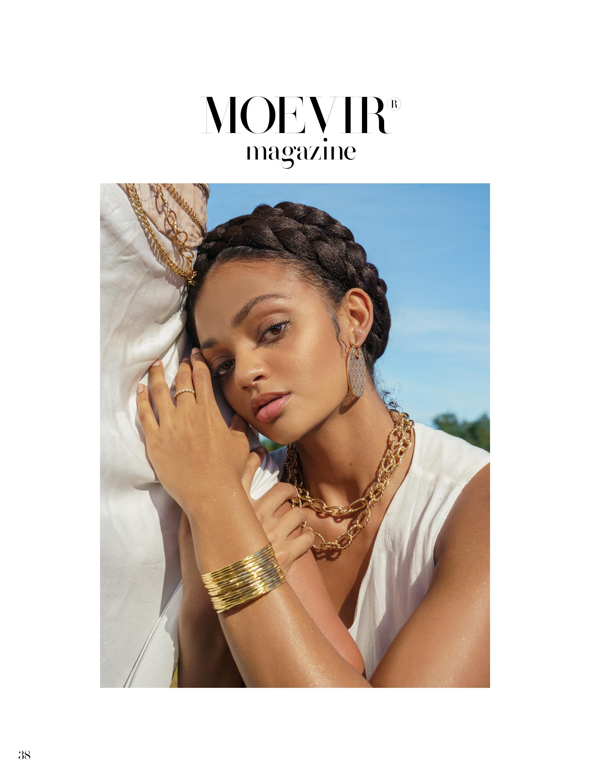 Moevir Magazine January Issue 202138