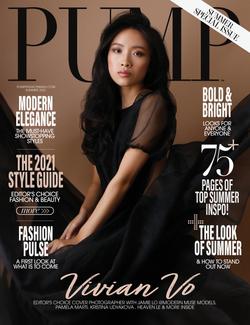 PUMP Magazine _ The Ultimate Fashion Edition _ Vol.2 _ June 2021