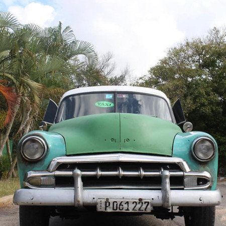 Coche Cubana