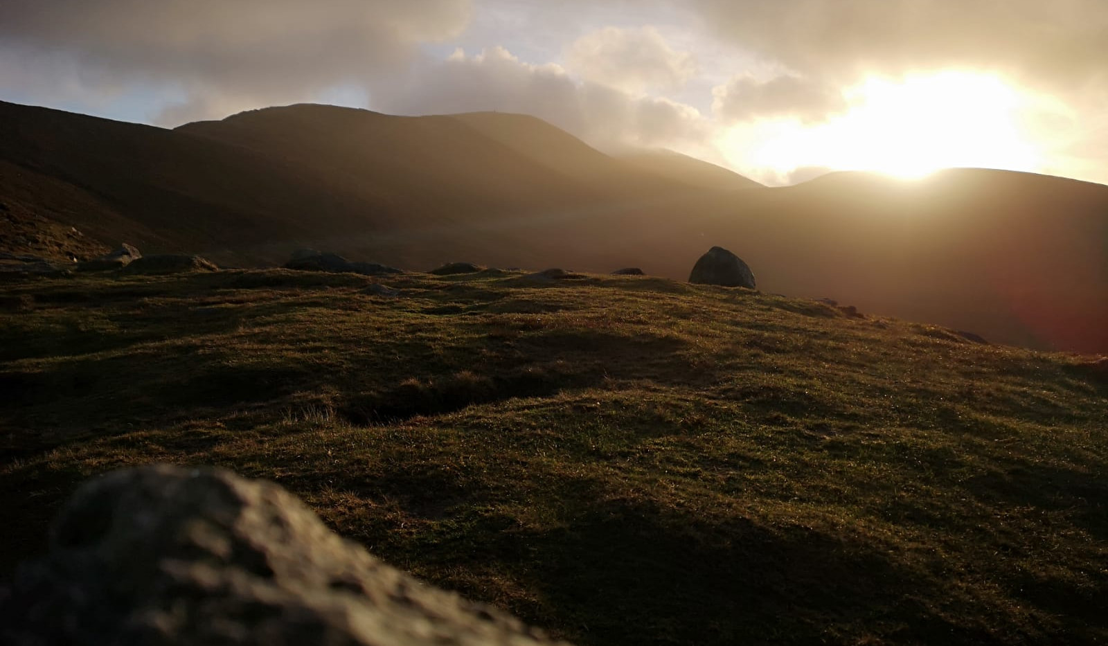 Hare's Gap Sunrise
