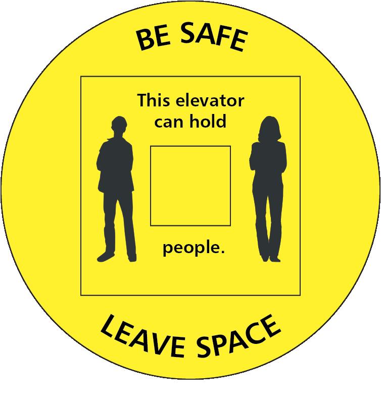 Elevator Stickers