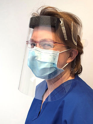 Medical Face Shield Worn_MED.JPG