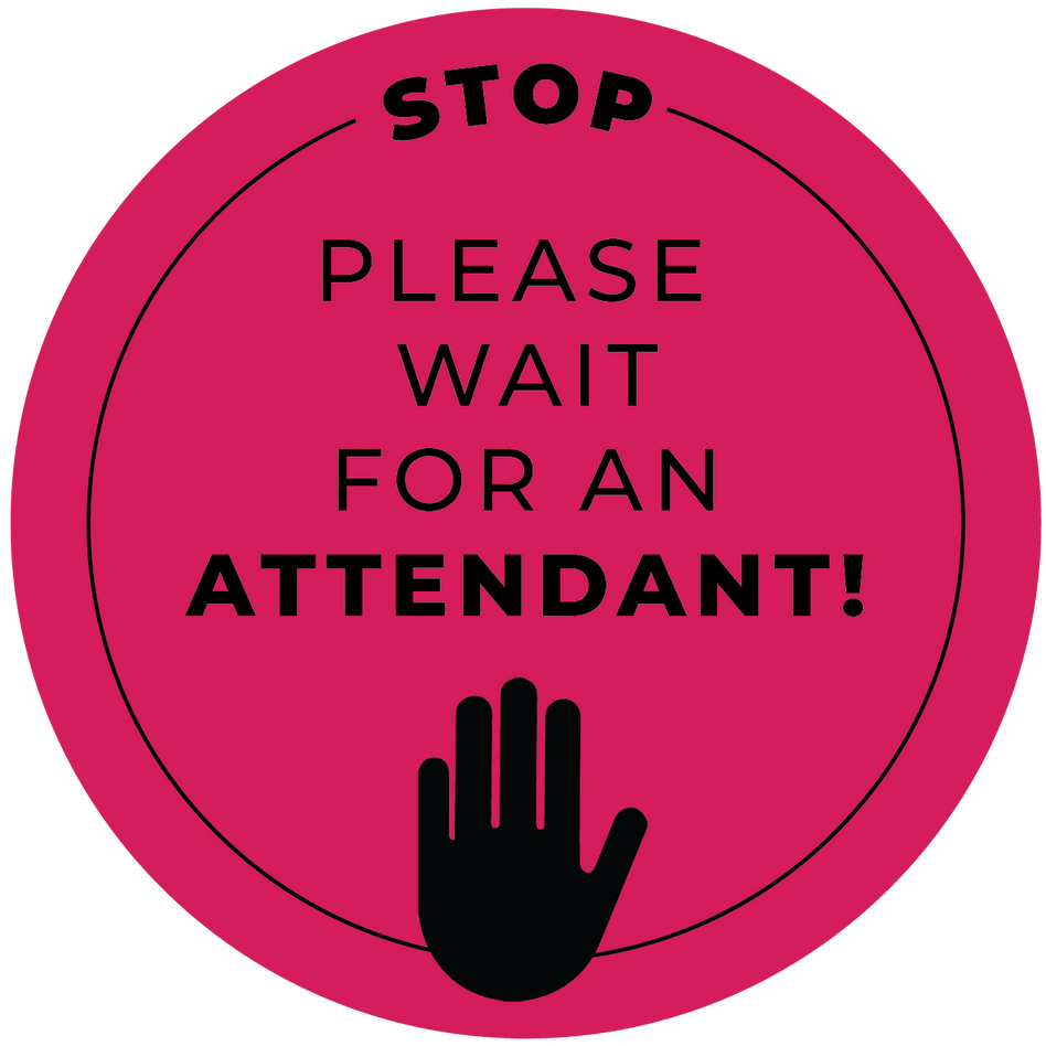 Please Wait Sticker