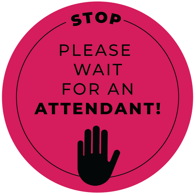 Please Wait Sticker