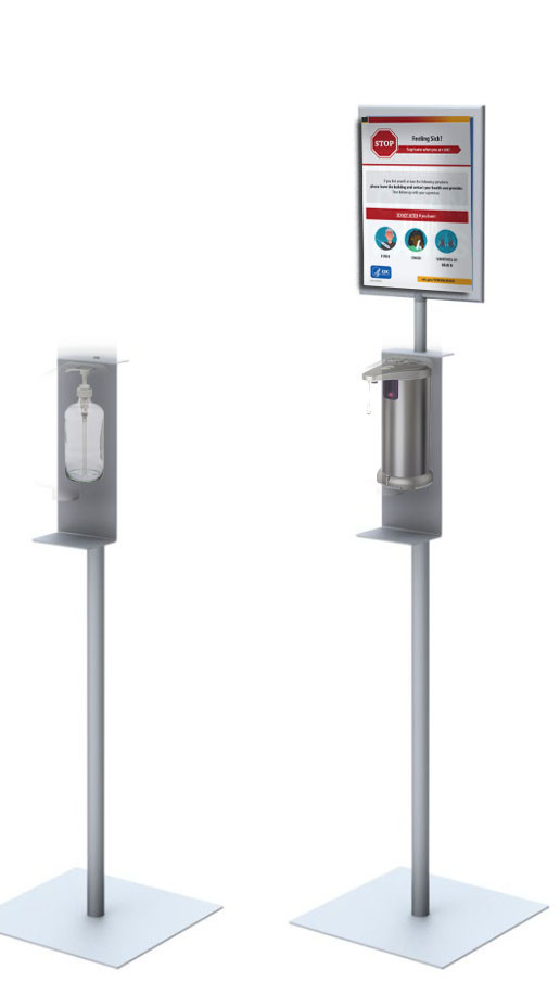 Sanitizing Stations