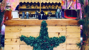 Christmas Star Bar