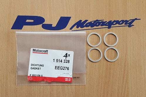 COSWORTH TURBO SEALING WASHERS (4) FOR BANJO BOLTS T3 T34 T35 T4 & RS TURBO