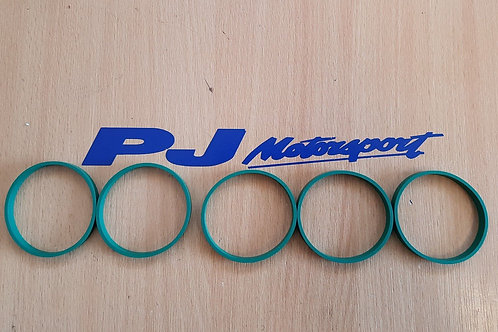 FOCUS RS MK2 FOCUS ST225 INLET MANIFOLD SEAL SET(5) TOP QUALITY VICTOR REINZ