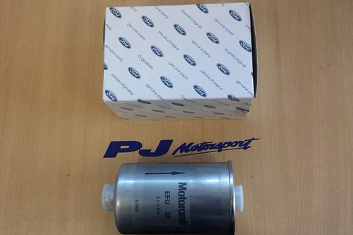 ESCORT COSWORTH FUEL FILTER GENUINE FORD EFG 32 ALSO FITS RS TURBO S1 S2 MFI