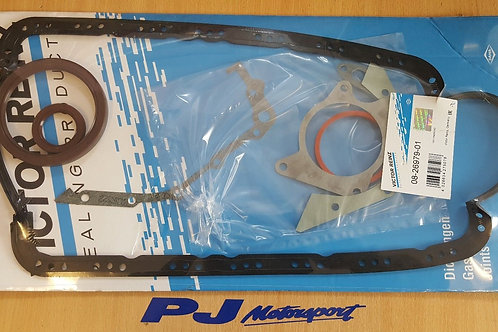 RS TURBO CVH GASKET SET BOTTOM END CONVERSION SET VICTOR REINZ TOP QUALITY