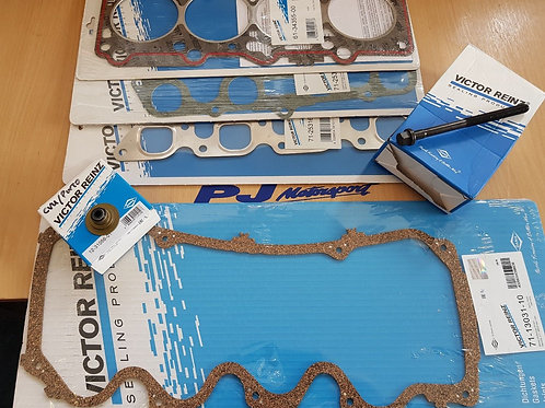ESCORT RS TURBO HEAD GASKET BASIC SET BY VICTOR REINZ