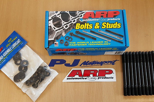 FOCUS RS MK1 ZETEC HEAD STUD KIT ARP FITS 1.8 & 2.0L BLACK/SILVER TOP ENGINES
